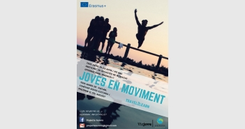 Joves en Moviment POSTER